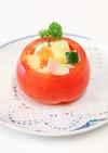 マセドアントマトカップサラダ