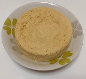 糖質制限☆隠し味のおから蒸しパン