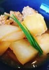 簡単&優しい味♡冬瓜と挽肉の美味しい煮物