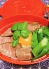 ローストビーフ丼(弁当)