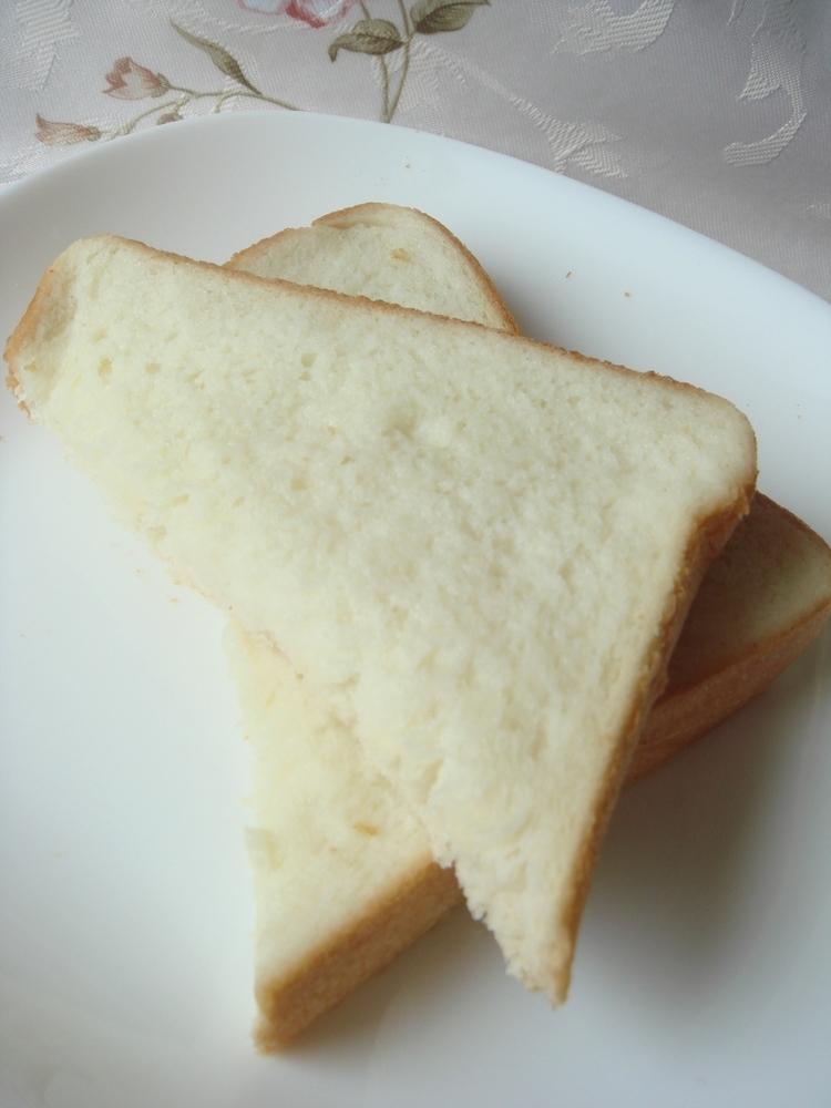 やさしいミルクのトースト☆.。.:*・゜