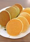 米粉と大豆粉のパンケーキ☆グルテンフリー