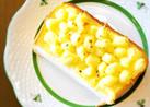朝食に簡単!美味しい!濃厚チーズトースト