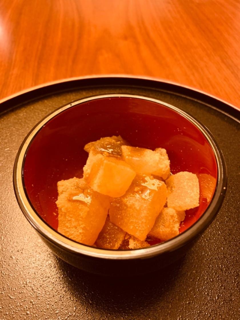 片栗粉で!激ウマ簡単ヘルシーわらび餅