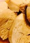 レンジで鶏胸肉チャーシュー