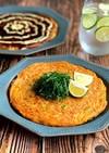 グルテンフリー*米粉とキヌアのお好み焼き