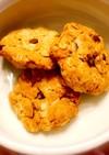 オートミール チョコナッツクッキー