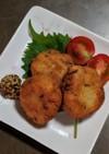 天ぷら粉で肉なしおからネギナゲット