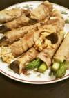 地中海式#特製ダレde色々野菜の肉巻き
