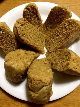 安い!蒸し器がなくてもできる黒糖蒸しパン