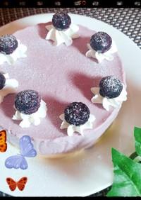 ☆お豆腐deレアチーズケーキ☆
