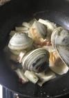 雑な貝の酒蒸の作り方(写真はホンビノス)