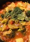 少しトロ目●野菜たくさんのミネストローネ
