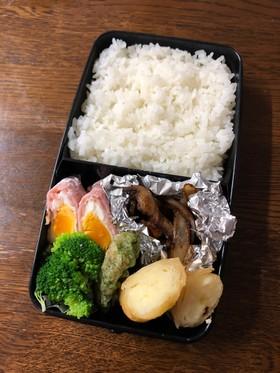 中学生男子弁当☆20190917