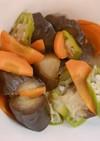 めんつゆで簡単☆茄子の炒め物