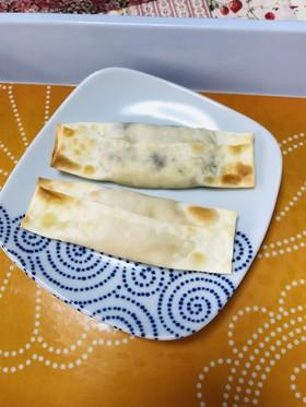 柿酢とクリームチーズの焼き菓子