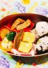 幼稚園お弁当 4歳1ヶ月①