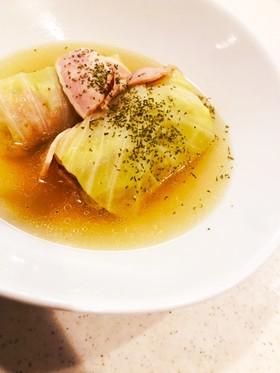 ※ロールキャベツスープ※
