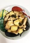 里芋と豚肉の辛味噌煮