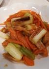 余り野菜で♪簡単味噌炒め!