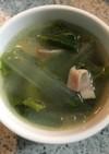 カルディ☆ロール春雨のスープ