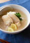お鍋ひとつで簡単☆鶏がらスープのフォー