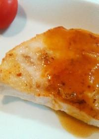 めかじきソテー☆バター醤油