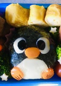 キャラ弁 ちびペンギン