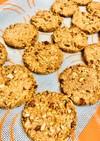 オートミールクッキー 小麦粉不使用