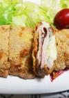 【低糖質】豚バラ肉のミルフィーユカツ