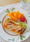 のんびり小学生の朝食 鯖トースト