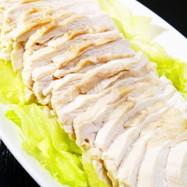 レンジ4分★柔らか鶏むね肉のサラダチキン
