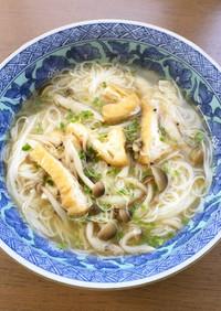 あんかけ素麺