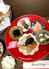 お食い初め♡鯛の塩焼き♡魚焼きグリル