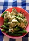 温野菜のタルタルソース