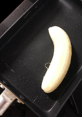 私の便秘改善法!超簡単3分焼きバナナ
