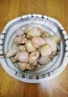 お料理一年生の簡単❤鶏もも里いも。