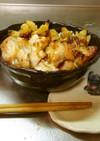 最速の信州上田の美味だれの焼き鳥丼