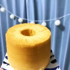 バニラシフォンケーキ 14cmトール型