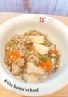 麻婆豆腐(子供が好きな甘目)