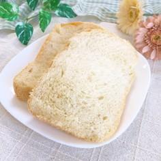 HBで❁薄力粉の食パン