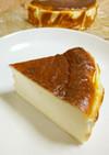★糖質オフ!バスチー風*チーズケーキ*♪