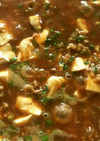 温たなべで簡単で本格的!麻婆豆腐