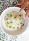10分ごはん!【幼児食】クリームライス