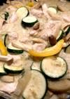 20分で完成★豆乳で作るグリーンカレー