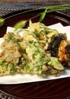 鶏モモ肉の海苔天ぷら