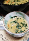 カレーミルクスープ(簡単)