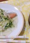 簡単 鮭のクリーム煮