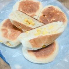 甘くて美味しい♡とうきびのちぎりパン!