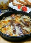 ポテトとウインナー☆デミチーズ焼き